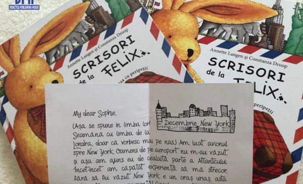 De Ziua Poștei, peste 200 de copii le-au trimis scrisori personajelor preferate