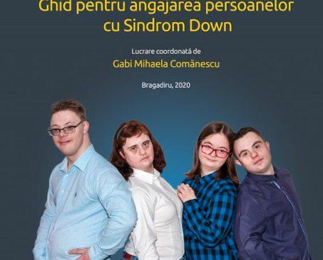 """Special Olympics România lansează, în Luna conștientizării Sindromului Down, Ghidul pentru angajarea persoanelor cu Sindrom Down și platforma proiectului """"Angajați, NU Asistați!"""""""