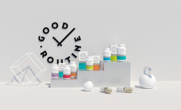 Secom® lansează Good Routine®, primul brand privat de suplimente alimentare din portofoliu