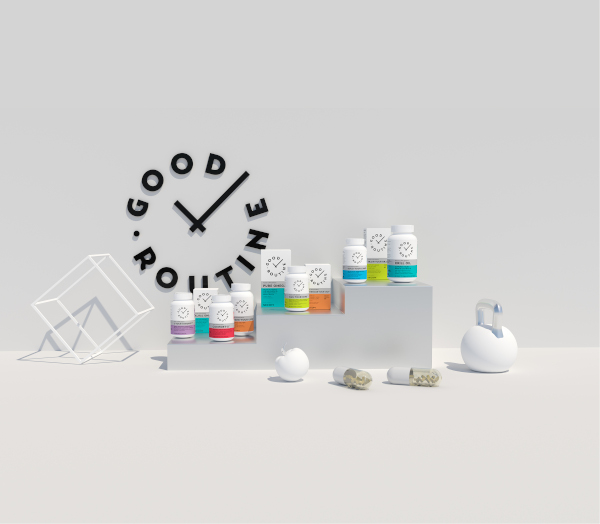 Good Routine_proudly created by Secom