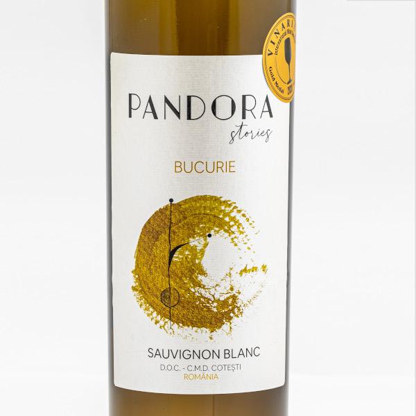 Povesti cu vinuri romanesti Pandora