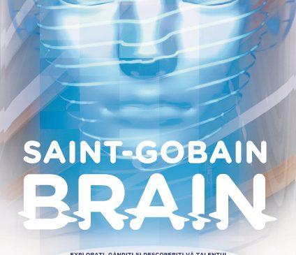 Saint-Gobain anunță lansarea unui joc de tipul Serious Game pentru a facilita recrutarea și descoperirea de noi talente: SAINT-GOBAIN BRAIN