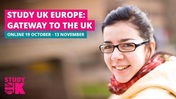 Study UK Europe: Gateway to the UK