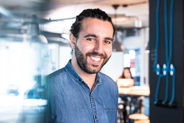 Tarek Müller, co-fondator și co-CEO al ABOUT YOU