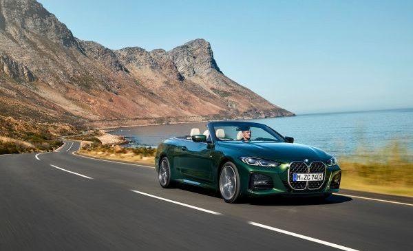 Noul BMW Seria 4 Cabriolet