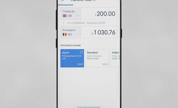 TransferGo: Cei mai mulți români fac transferuri de bani de pe mobil