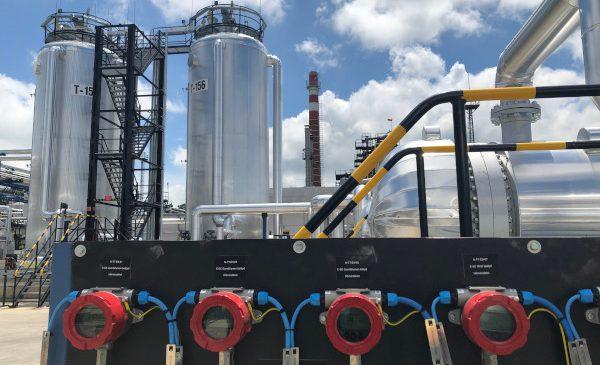 Noua fabrică MOL de bitum-cauciuc din Zalaegerszeg, pentru reciclarea deșeurilor de anvelope, a fost finalizată