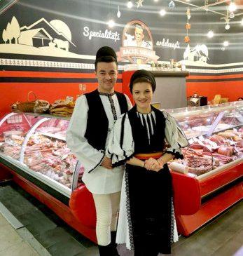 """Din inima Ardealului în Militari Shopping! Brandul românesc """"Stroie Baciul Sibian"""" deschide un nou magazin in București"""