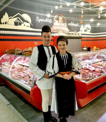 Stroie Baciul Sibian Militari Shopping