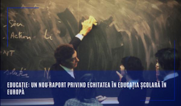 echitate in educatie