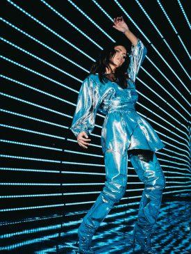 """INNA lansează """"Pretty Thoughts"""" în colaborare cu Henri Purnell cu un performance video spectaculos"""