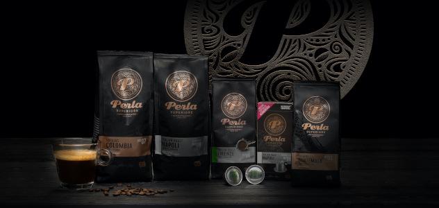 Mega Image Perla cafea