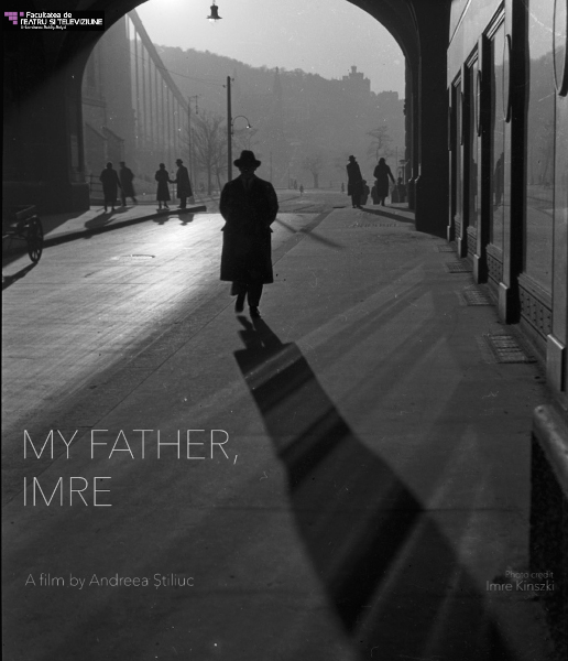 poster My Father, Imre