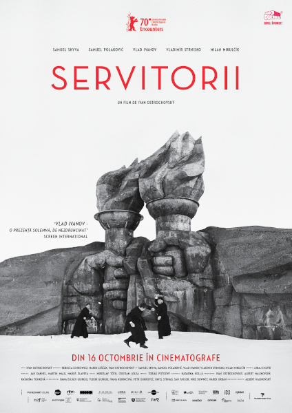 poster Servitorii