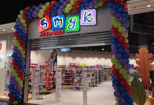 SMYK All for Kids România extinde rețeaua de magazine, cu o nouă deschidere  – în AFI Braşov