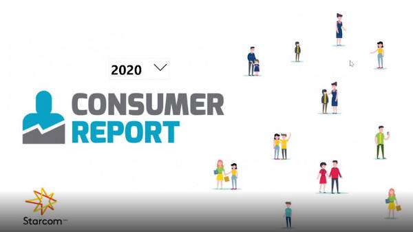 Starcom România lansează ediția 2020 a Consumer Report