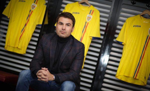 """Adrian Mutu vorbește despre viitorul Naționalei U21 la """"Tema zilei"""", în Telejurnalul TVR 1"""