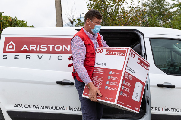 Ariston donatie 2