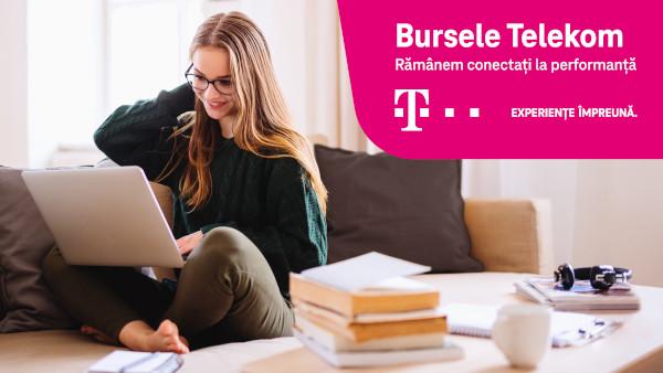 """Telekom Romania lansează cea de-a unsprezecea ediție a programului """"Bursele Telekom"""""""