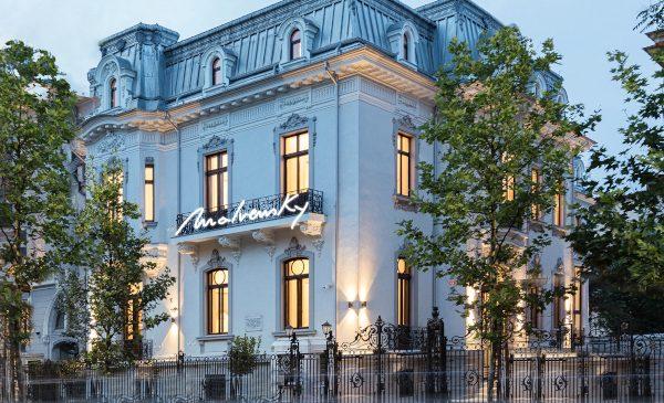 Malvina Cservenschi, fondator Malvensky, deschide Casa de Bijuterii Malvensky