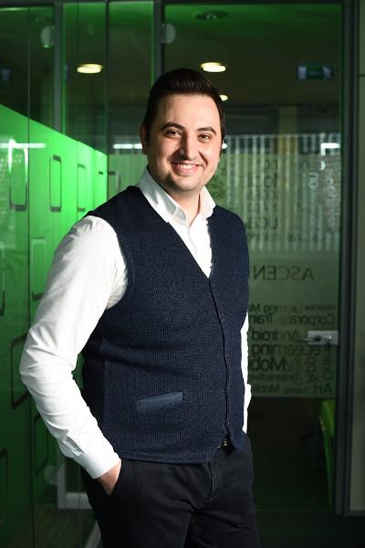 Cosmin Mălureanu, CEO Ascendia