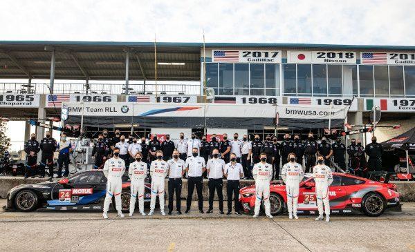 Cursa de 12 ore de la Sebring: titlu în Michelin Endurance Cup și locul al doilea în clasamentul GTLM pentru BMW Team RLL