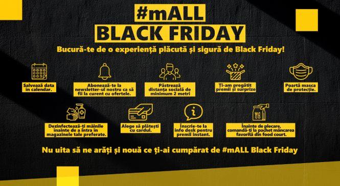 NEPI Rockcastle dă startul campaniei de Black Friday în toate centrele sale comerciale din România