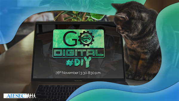 Go Digital #DIY
