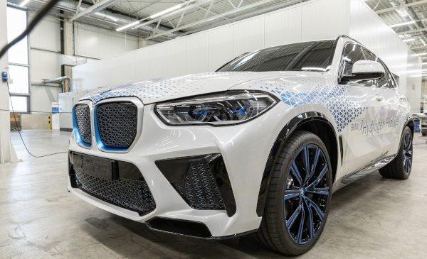 Mobilitatea durabilă de mâine: fabrica de la Landshut în pregătiri pentru BMW i Hydrogen NEXT