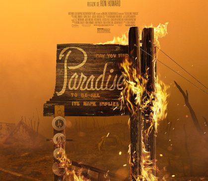 Documentarul REBUILDING PARADISE regizat de Ron Howard are premiera la National Geographic in 13 noiemrie, ora 22:00