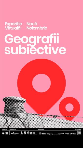 afis Geografii Subiective