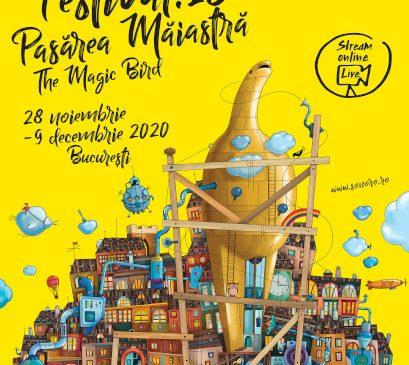 """Festivalul SoNoRo XV """"Pasărea Măiastră"""" continuă în București între 28 noiembrie–9 decembrie"""
