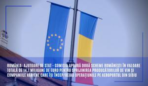 Comisia Europeană ajutoare de stat Romania