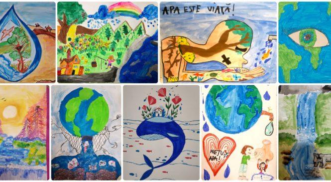 3.000 de elevi din București au învățat despre cum pot conserva cea mai importantă resursă a planetei, APA