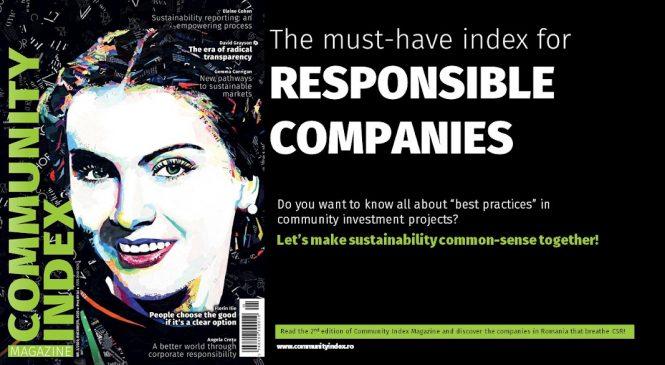 The Azores Sustainability & CSR Services anunță lansarea celei  de-a doua ediții a Community Index 2020: radiografia proiectelor corporate de investiții în comunitățile din România