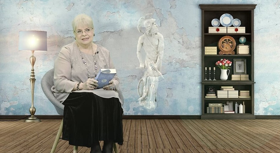 Irina-Margareta Nistor - Darul cartii, Prima TV