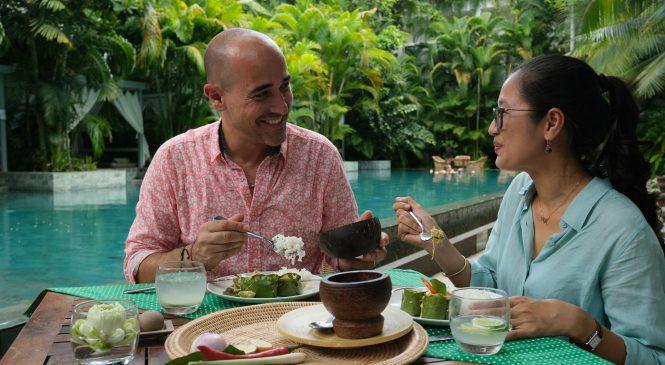 """""""David Rocco în Asia de Sud-Est"""": arome exotice, activism și rețete din zone de război"""