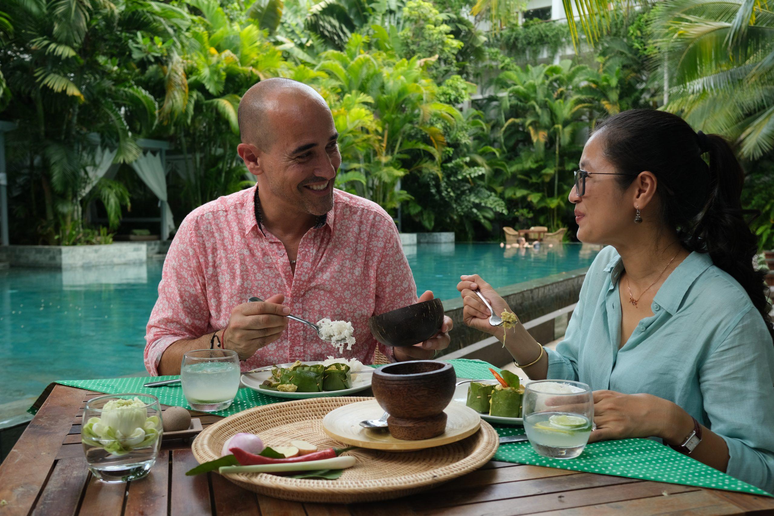 David Rocco în Asia de Sud-Est