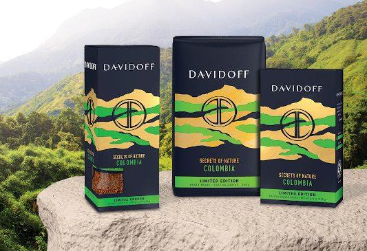 Experimentează aroma unică a cafelei Davidoff Café Columbia, ediția limitată din acest an