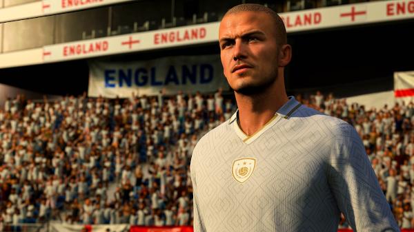 David Beckham revine în FIFA 21