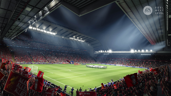 fifa21 Anfield