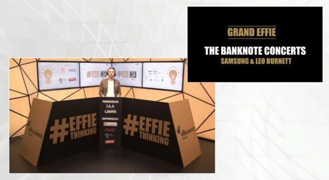 Câștigători Effie 2020