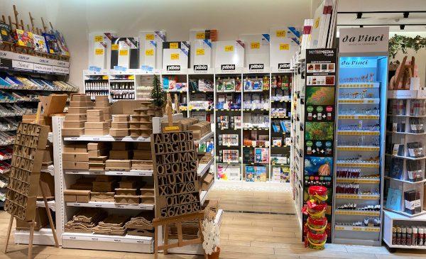 ProfiArt a deschis un magazin de artă și hobby în ParkLake Shopping Center