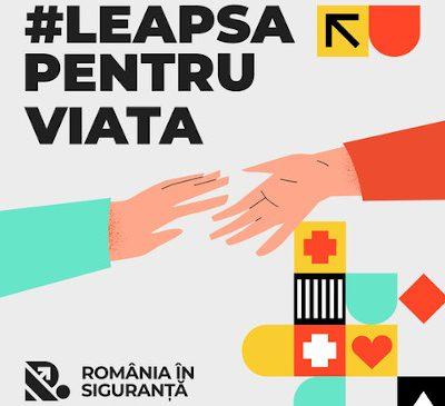 90% dintre români nu știu să acorde primul ajutor. Leapșa pentru Viață – primul proiect online de prim-ajutor din România, inițiat de Asociația EDIT în parteneriat cu IGSU și cu sprijinul DSU