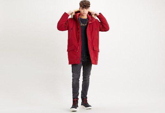 Levi's® Puffer Jacket: must-have item în sezonul toamnă/iarnă 2020