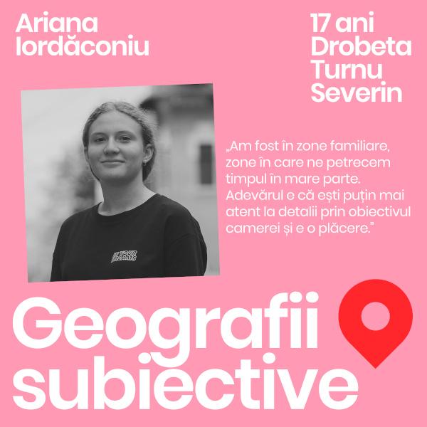 prezentare Ariana Iordăconiu