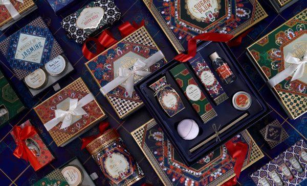 Regatul magic al cadourilor: Noua colecție SABON pentru Crăciun
