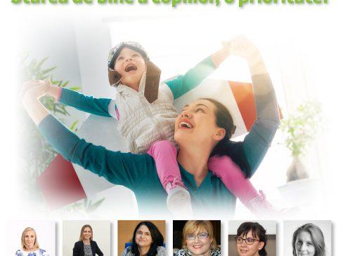 Conferința SETS 10 ani: Starea de bine a școlarilor, o prioritate!