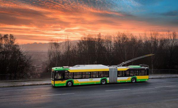 Producătorul Solaris a livrat 37 de vehicule pe piața locală în 2020, la Brașov și Satu Mare