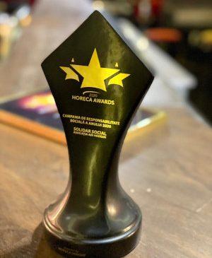 """""""Campania de responsabilitate socială a anului 2020"""" la Horeca Awards este Solidar Social, inițiată de Asociația Adi Hădean și susținută de Macromex"""